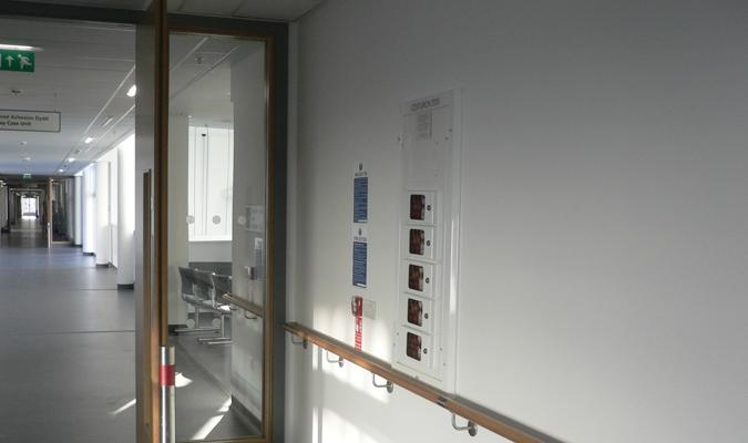 Mri Scanner Room Oxygen Level